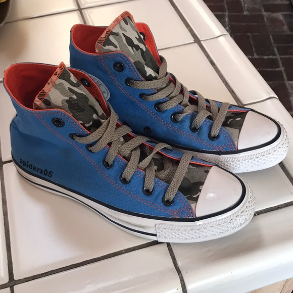 0c91df82d37c Converse Other - NWOT custom made and color Converse All-Stars.